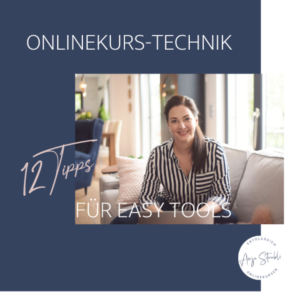 Onlinekurs-Technik